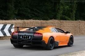 Купить Lamborghini, чтобы его уничтожили…