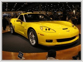 Chevrolet Corvette 5.7 390 Hp