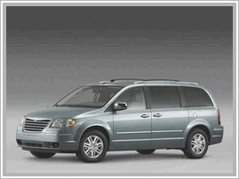 Chrysler Town and Country 3.3 158 Hp