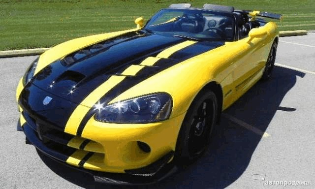 Chrysler Viper 8.0 455 Hp