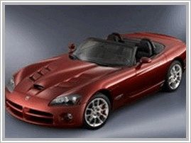 Chrysler Viper 8.0 394 Hp