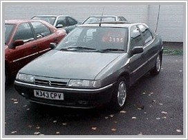 Citroen Xantia 1.9 75 Hp
