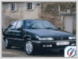 Citroen XM 2.0 Turbo 147 Hp
