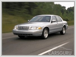 Ford Crown Victoria 4.6 i LX Sport 242 Hp