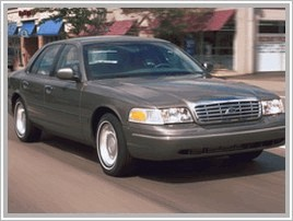 Ford Crown Victoria 4.6 i LX Sport 238 Hp
