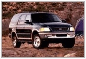 Ford Expedition 5.4 i 4WD