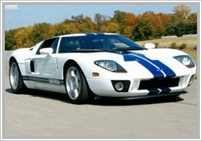 Ford GT 5.4 i 557 Hp