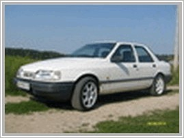 Ford Sierra 2.0 XR 4x4