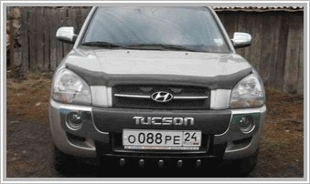 Hyundai Tucson 2.7 AT 4WD