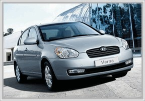 Hyundai Verna 1.4 AT