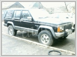 Авто Jeep Cherokee 2.8 TD AT