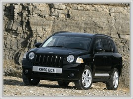 Jeep Compass 2.4 MT