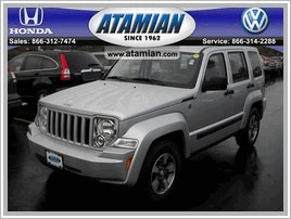 Jeep Liberty 2.4 MT