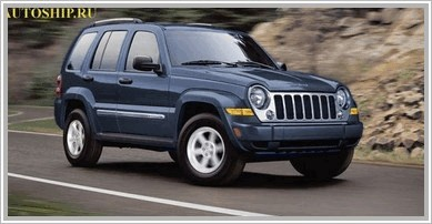 Jeep Liberty 2.0 D MT