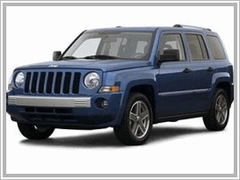 Jeep Liberty 2.4 AT