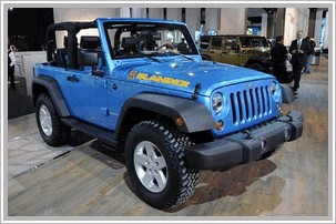 Jeep Wrangler 3.8 AT