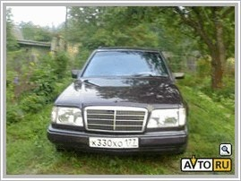 Mercedes E 500 4MATIC W211