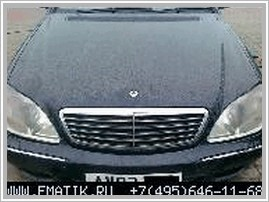 Mercedes S 500 Lang W220