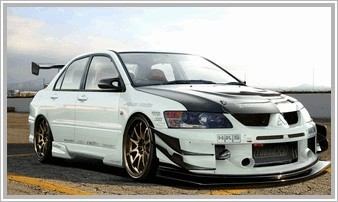 Mitsubishi Lancer Evolution AT