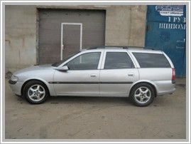 Opel Astra 5dr 1.4 MT