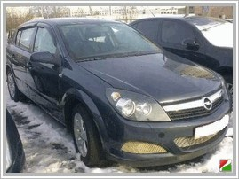 Opel Astra 3dr 1.8 AT