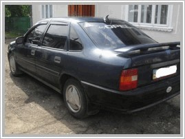 Opel Astra 5dr 1.6 MT