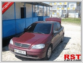 Opel Astra 5dr 1.8 MT