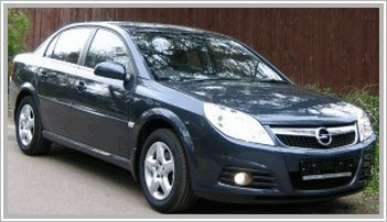 Opel Vectra Sedan 1.8 MT