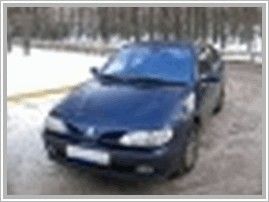 Renault Megane Coupe 2.0