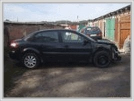 Renault Megane Estate 2.0 MT