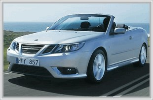 Продаю авто Saab 9-3 Convertible 2.0 TS AT