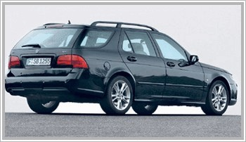 Saab 9-3 Sport Combi 2.0 TS AT