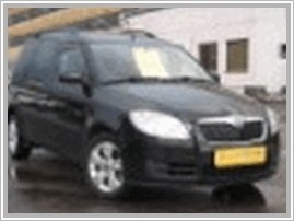 Skoda Roomster Scout 1.6 MT