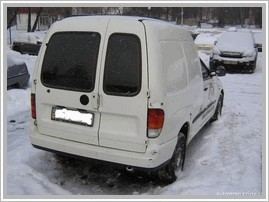 Volkswagen Caddy Kombi 1.4