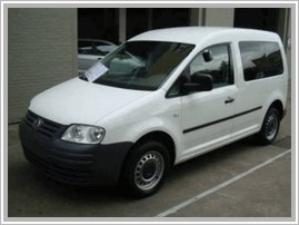 Volkswagen Caddy Kombi 2.0