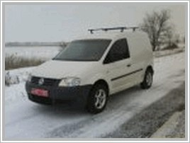 Volkswagen Caddy Kombi 1.9 4MOTION