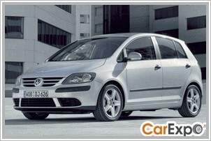 Volkswagen Golf Plus 1.6 MT